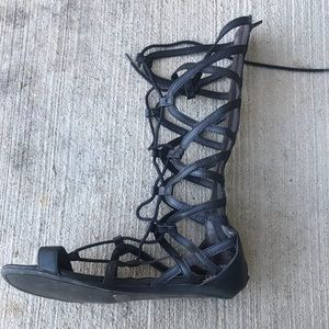 Lace Up Report Sandals